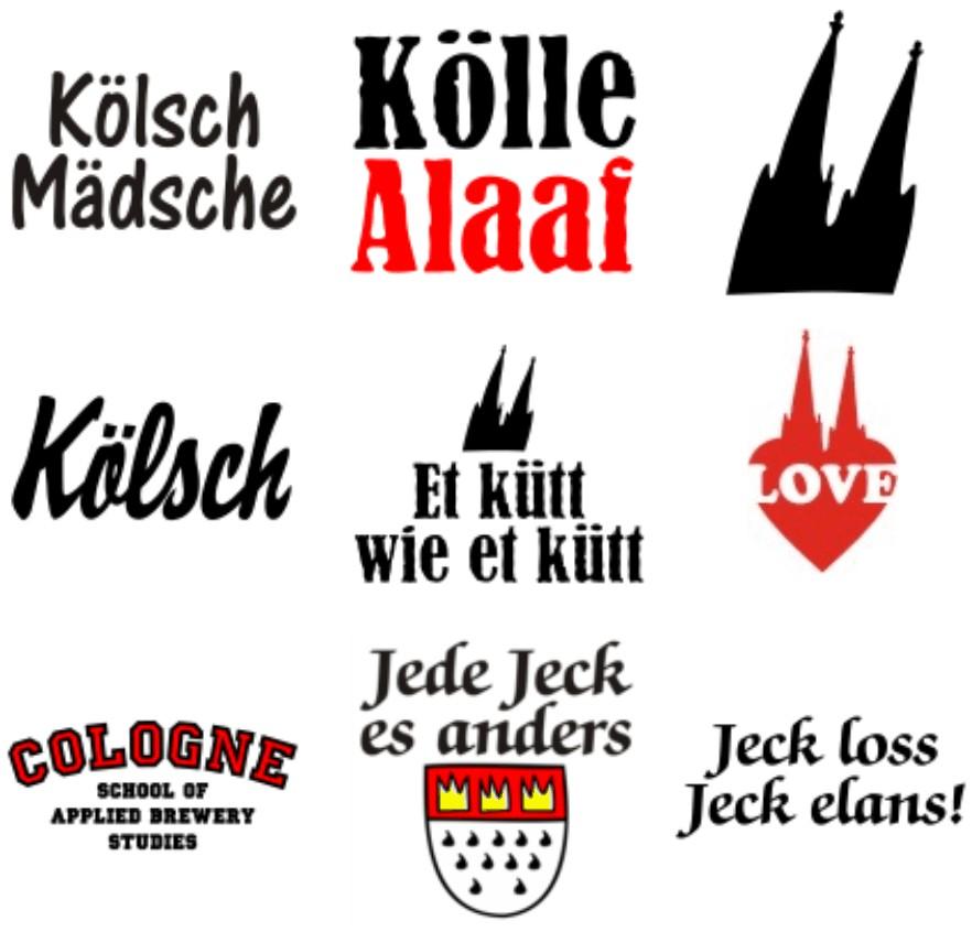 Köln Sprüche