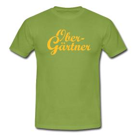 Obergärtner T-Shirt