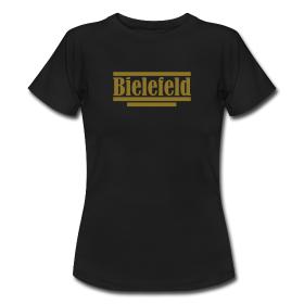 Bielefeld T-Shirt B2 Gold