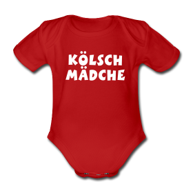 Baby Body für echte kölsche Mädcher