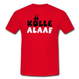 Kölle Alaaf Karnevals T-Shirts