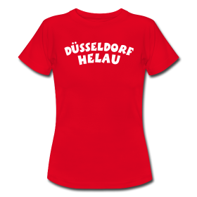 Düsseldorf Karnevals T-Shirts