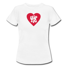 I Love Leipzig T-Shirt
