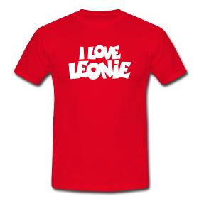 I Love Leonie T-Shirt