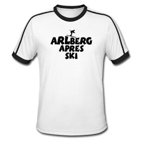 Arlberg Apres Ski T-Shirts, Hoodies und Geschenkideen für Wintersportlerinnen und Wintersportler