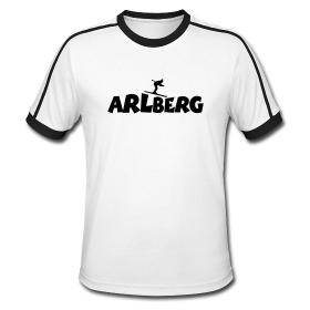Arlberg T-Shirts, Hoodies und Geschenkideen für Wintersportler