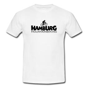 Hamburg T-Shirts für Fahrradfahrer und Mountainbiker