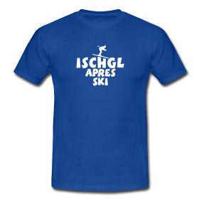 Ischgl Apres Ski T-Shirts, Hoodies und Geschenkideen für Wintersportlerinnen und Wintersportler