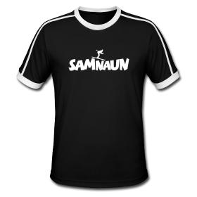 Samnaun T-Shirts für Wintersportler