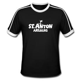 St. Anton T-Shirts, Hoodies und Geschenkideen für Wintersportler