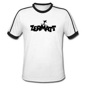 Zermatt Retro T-Shirts, Hoodies und Geschenkideen