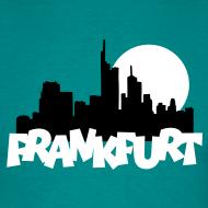 T-Shirts mit der Frankfurter Skyline