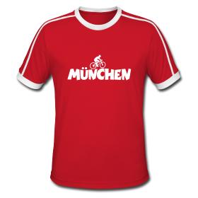 Fahrrad T-Shirts für Münchner