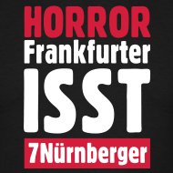 Schlagzeilen T-Shirts aus Frankfurt