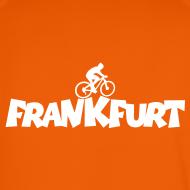 T-Shirts für Frankfurter Fahrradfahrer und Mountainbiker