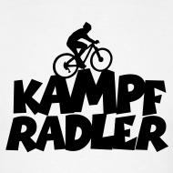 T-Shirts für Kampfradler