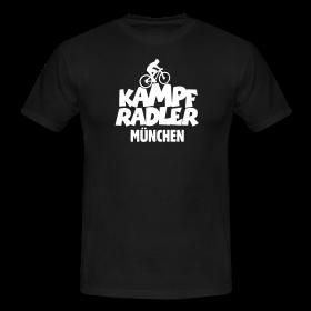 T-Shirts für Münchner Kampfradler
