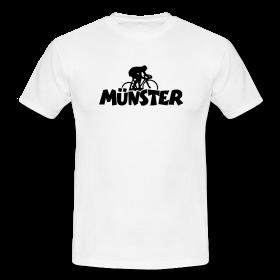 Münster T-Shirts für Fahrradfahrer