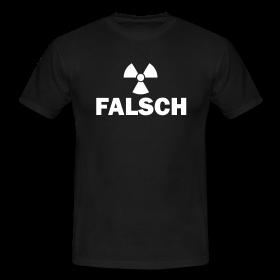 T-Shirts gegen Kernenergie