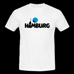 Hamburg T-Shirts für Nachtschwärmer
