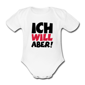 Babybodies für den selbstbewussten Nachwuch