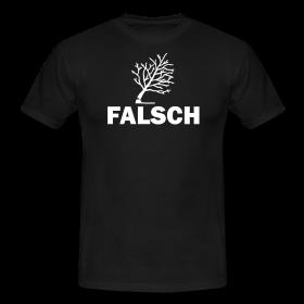 T-Shirts gegen Baumfällen