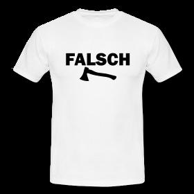T-Shirt gegen die Abholzung
