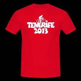 Teneriffa Fahrrad T-Shirts