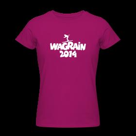 Wagrain 2014 Apres Ski T-Shirts für Damen