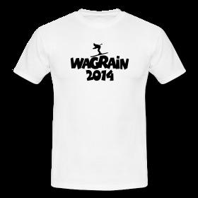 Wagrain 2014 Apres Ski T-Shirts für Herren