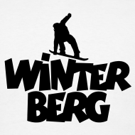 Winterberg Snowboard T-Shirts