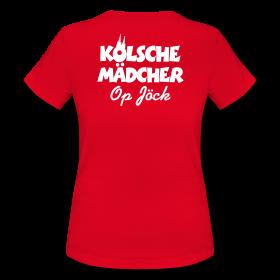 T-Shirts für Kölsche Mädcher
