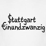 Stuttgart Einundzwanzig T-Shirts
