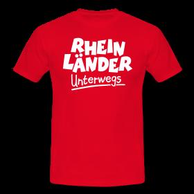 T-Shirts für Rheinländer auf Achse