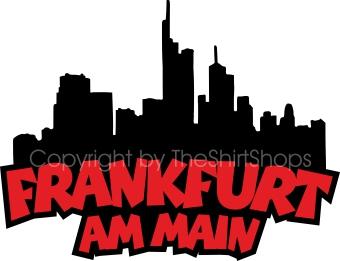 Frankfurt am Main T-Shirts