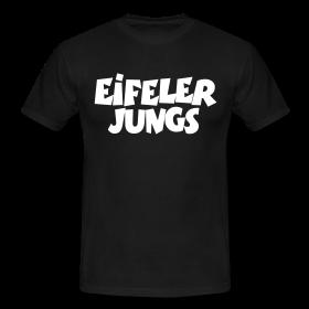 T-Shirts für Eifeler Jungs