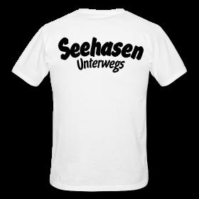 Seehasen Unterwegs Bodensee T-Shirts