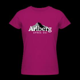 Arlberg Apres Ski T-Shirts