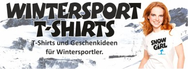 Wintersport T-Shirts Shop