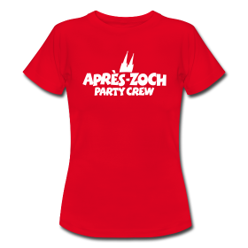 Apres Zoch Party Crew Karneval T-Shirts
