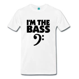 Bassisten T-Shirts