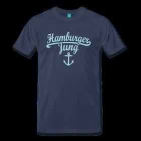 Hamburger Jung T-Shirts und Geschenke