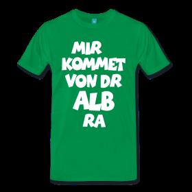 T-Shirts von der Schwäbischen Alb