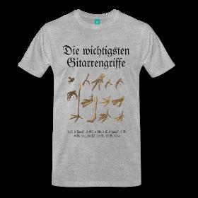 T-Shirts für Gitarristen