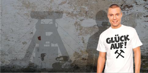 Ruhrpott T-Shirts und Ruhrgebiet T-Shirts Shop