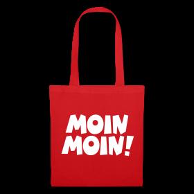 Moin Moin Sprüche Tasche