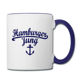 Hamburg Tasse Hamburger Jung