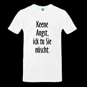 Berlin Sprüche T-Shirts