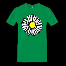 Gänseblümchen T-Shirts für Gärtner