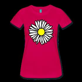 Gänseblümchen T-Shirts für Gärtnerinnen